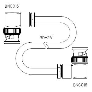 BNC016-ケーブル仕上全長-3D2V