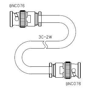 BNC076-ケーブル仕上全長-3C2W