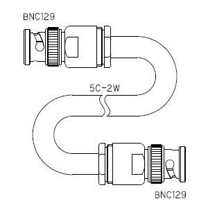 BNC129-ケーブル仕上全長-5C2W