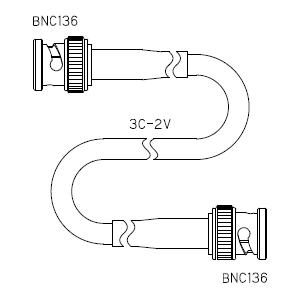 BNC136-ケーブル仕上全長-3C2V