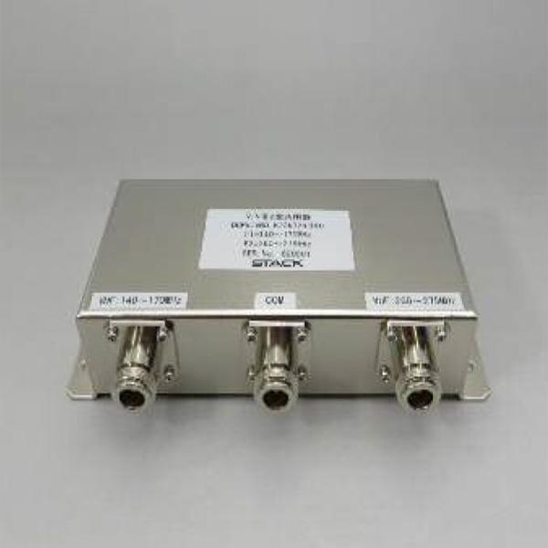 VU帯V/U共用器